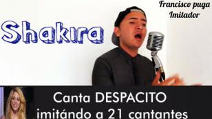 Escucha 'Despacito' con las voces de 21 cantantes diferentes [VIDEO]