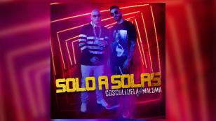 ¡Escucha el nuevo sencillo de Cosculluela junto a Maluma!
