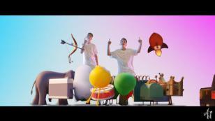 Escucha la canción de Adexe & Nau para la película 'Emoji' [VIDEO]
