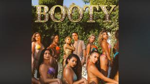 Becky G estrena atrevido videoclip de 'Booty' junto a C. Tangana
