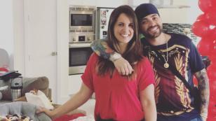 Esposa de Nacho celebró cumpleaños del cantante con amorosa fotografía