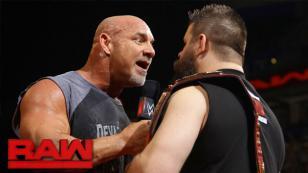 Esta debe ser la mejor predicción de la pelea de Goldberg y Kevin Owens en WWE Fastlane 2017