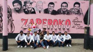 Estas son las fechas oficiales del tour por Europa de Zaperoko