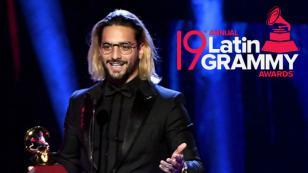 Estos son los ganadores de los Latin Grammy 2018