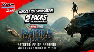 Estos son los ganadores de los packs oficiales de 'Pantera Negra'