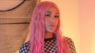 Farina forma parte de la banda sonora de la película 'Miss Bala'