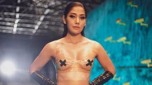 Farina enamora a sus fans con sensual baile al ritmo de 'Así, así'