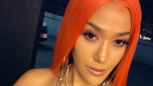 Farina sorprende a sus seguidores con un nuevo color de cabello