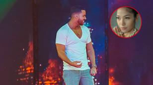 Farina será la telonera de Romeo Santos en Estados Unidos