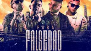 ¡Farruko, Kevin Roldán y estos artistas lanzaron 'Pura falsedad'!