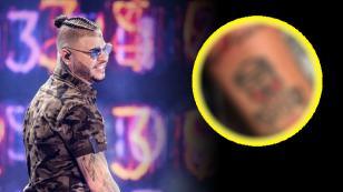 Farruko y su nuevo tatuaje 'real hasta la muerte'. Míralo aquí