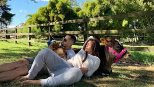 Greeicy Rendón enamora a sus fans con emotivo mensaje dedicado a Mike Bahía