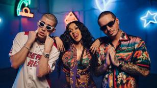 'I like it', de J Balvin y Bad Bunny, alcanzó la segunda posición en el Hot 100 de Billboard