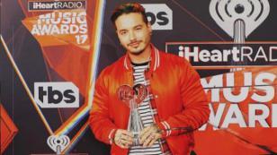 ¡J Balvin y estos artistas se llevaron las categorías latinas de los iHeartRadio Music Awards 2017!