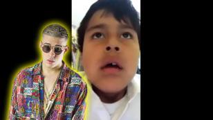 Imitación de Bad Bunny se vuelve viral [VIDEO]