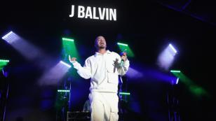 J Balvin celebró el cumpleaños de su madre