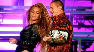 Según J Balvin, la hija de Beyoncé es la clave del éxito de 'Mi gente'
