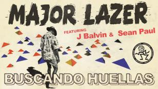 ¡Mira el nuevo videoclip de 'Buscando Huellas' de Major Lazer junto a J Balvin!