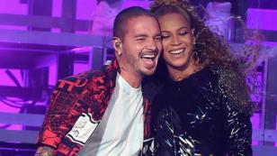 J Balvin y Beyoncé cantaron 'Mi gente' en Coachella