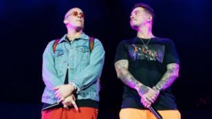J Balvin juntó a estas figuras del género urbano en concierto en Miami [FOTOS y VIDEO]