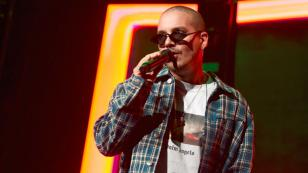 J Balvin, el artista masculino con más nominaciones en los Latin Billboard