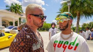 J Balvin es confirmado para el nuevo tema de Anuel AA, Daddy Yankee, Ozuna y Karol G