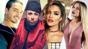 Leslie Shaw, Karol G, Nicky Jam y J Balvin lanzarán sus nuevas canciones este viernes