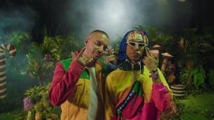 J Balvin y Lalo Ebratt suman una dosis extra con el 'Mocca Remix'
