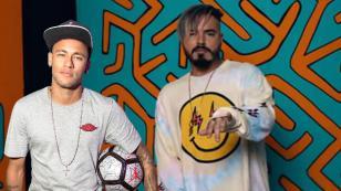 ¡Neymar también se pegó con 'Mi gente' de J Balvin! [VIDEO]