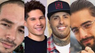 Los saludos de J Balvin, Maluma, Nicky Jam y Chyno Miranda a sus fanáticas en su día especial