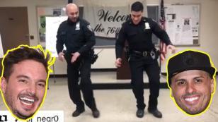 Policías de Nueva York causan furor en las redes sociales con su baile de 'X' (Equis)