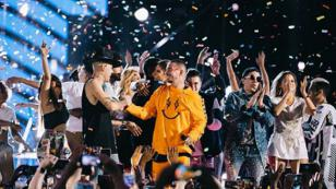 J Balvin sumó a reconocidos artistas al remix de 'Machika'