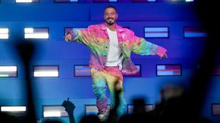 J Balvin se consagró en los MTV EMA gracias al tema 'Con altura'