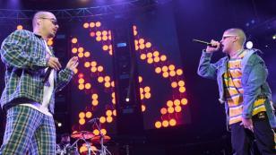 J Balvin y Bad Bunny ganaron sus primeras estatuillas en los MTV VMA