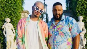 J Balvin y Dj Khaled trabajan en su primera colaboración