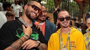 ¿J Balvin y Maluma planean hacer una gira juntos?
