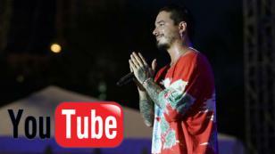 ¡J Balvin es el primer artista urbano en superar esta millonaria cifra de YouTube!