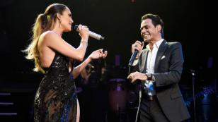 Jennifer Lopez y Marc Anthony se volvieron a juntar por esta noble causa