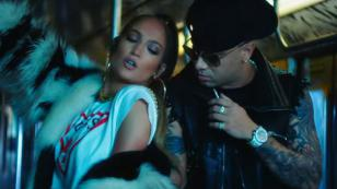 ¡Jennifer Lopez estrenó 'Amor, amor, amor' junto a Wisin! [VIDEO]