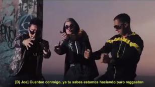 Jowell mostró el detrás de cámaras del videoclip que grabó junto a Kalé [VIDEO]