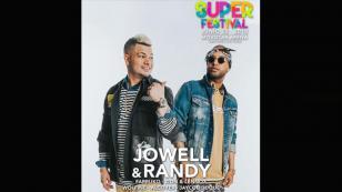 Jowell & Randy confirma su presentación en Chile