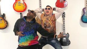 Jowell y Randy celebran los 40 millones de views de su tema 'Dile la verdad'