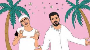 Juanes y Raymix presentan su nueva canción 'Oye Mujer'