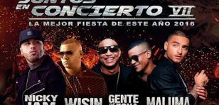 ¿Quién será el invitado sorpresa del 'Juntos en concierto VII'?