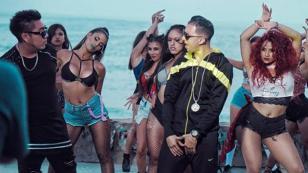 Kalé estrenó videoclip de 'Piden reggaetón' junto a Jowell y Trebol Clan
