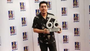 Kalé recibe reconocimiento musical de Apdayc