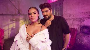 Karol G y Antonio Orozco presentan 'Dicen'
