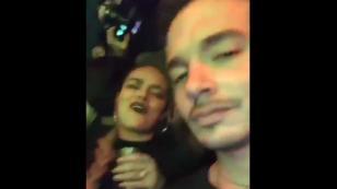 Karol G brinda por los éxitos de J Balvin [VIDEO]