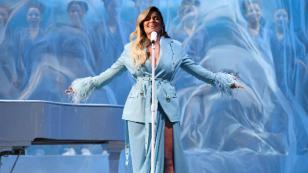 Karol G cantó 'Tusa' en el programa de Jimmy Fallon