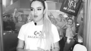 Karol G hace un llamado a sus colegas para dar concierto en Guatemala